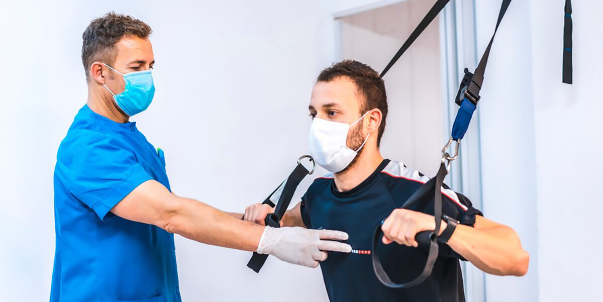 Physical Therapy during a Pandemic